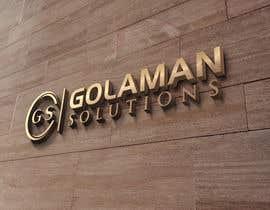Nro 19 kilpailuun Design a logo for GoLaman Solutions käyttäjältä GururDesign