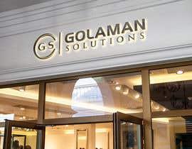 Nro 20 kilpailuun Design a logo for GoLaman Solutions käyttäjältä GururDesign