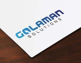 Nro 32 kilpailuun Design a logo for GoLaman Solutions käyttäjältä wephicsdesign