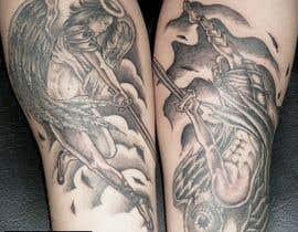 Nro 40 kilpailuun Design a Tattoo käyttäjältä vynguyen1987