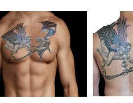 Nro 41 kilpailuun Design a Tattoo käyttäjältä markovicOFFICAL1