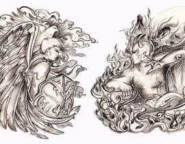 Nro 53 kilpailuun Design a Tattoo käyttäjältä camelliatorodoc