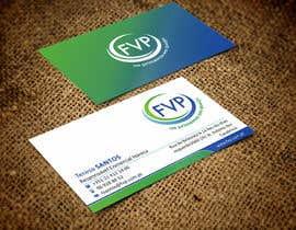 nº 6 pour DESIGN A BUSINESS CARD2 par ezesol