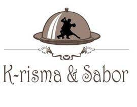 "#49 for Design a Logo for ""K-risma & Sabor"" by adrif73"