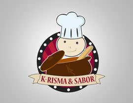 "#40 for Design a Logo for ""K-risma & Sabor"" by tadadat"