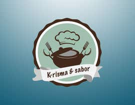 "#45 for Design a Logo for ""K-risma & Sabor"" by GraficsaPeru"