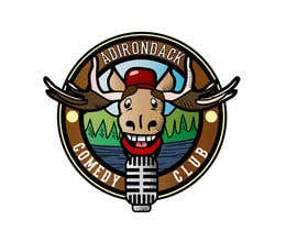 #138 untuk Logo Design for Adirondack Comedy Club oleh avngingandbright