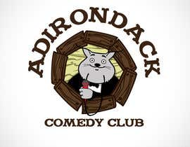 #22 para Logo Design for Adirondack Comedy Club por TimSlater