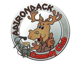 #123 para Logo Design for Adirondack Comedy Club por manikmoon