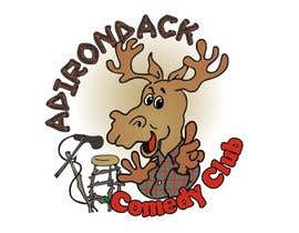 #96 para Logo Design for Adirondack Comedy Club por manikmoon