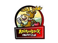 Logo Design for Adirondack Comedy Club için Graphic Design150 No.lu Yarışma Girdisi