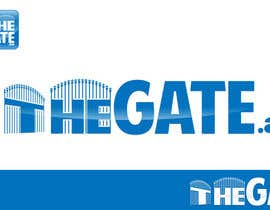 #97 for Design a Logo for Thegate.ae by kingryanrobles22