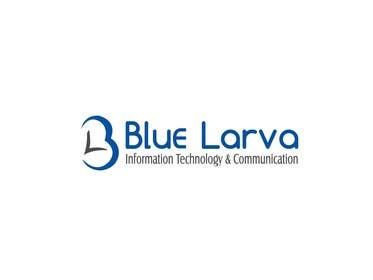 #65 for Design a Logo for blue larva company, letterhead and envelope samples. by tfdlemon