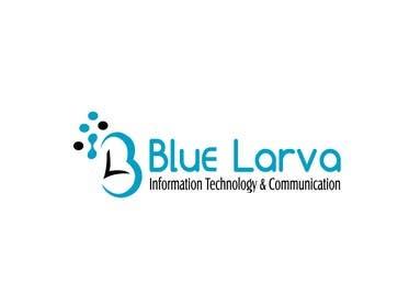 #69 for Design a Logo for blue larva company, letterhead and envelope samples. by tfdlemon