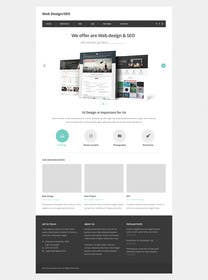 #9 for Design a Website Mockup for SEO by rabinrai44