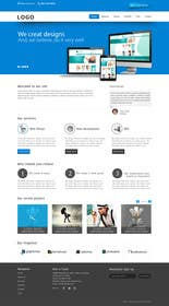 #17 for Design a Website Mockup for SEO by deshiconcept