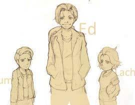 Nro 23 kilpailuun Cartoon Characters Concept Art käyttäjältä Qion