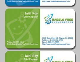 #39 for Design some Business Cards for HassleFree. by abrarzahir