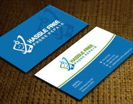 #14 for Design some Business Cards for HassleFree. by ccet26