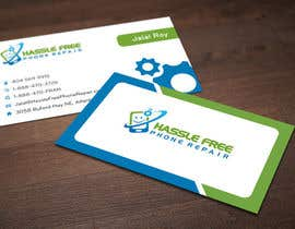#99 for Design some Business Cards for HassleFree. by raywind