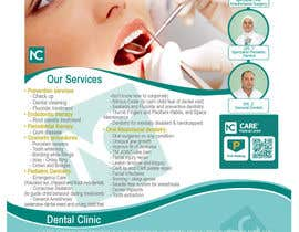 #18 for Design a Flyer for a clinic af atomixvw