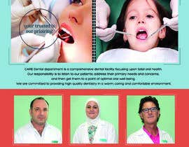 #10 for Design a Flyer for a clinic af masterkeybd