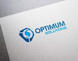 nº 37 pour Design a Logo for OPTIMUM-SOLUTIONS par LogoFreelancers