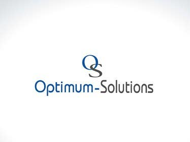 nº 6 pour Design a Logo for OPTIMUM-SOLUTIONS par tfdlemon