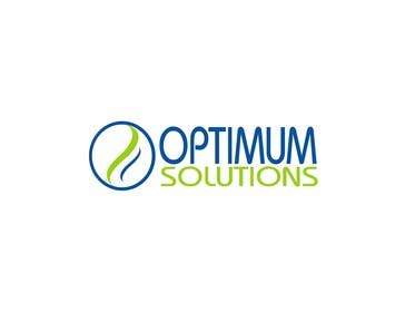 #41 for Design a Logo for OPTIMUM-SOLUTIONS af tfdlemon