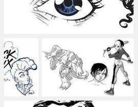 #4 untuk Design a cartoon concept for a comic strip oleh Impression13
