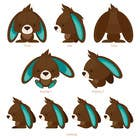 #49 for Character Design: Combination of a Bunny and a Bear by applemoment