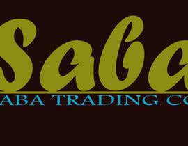 Nro 77 kilpailuun ReDesign a Logo for SABA Trading käyttäjältä tusharimran5658