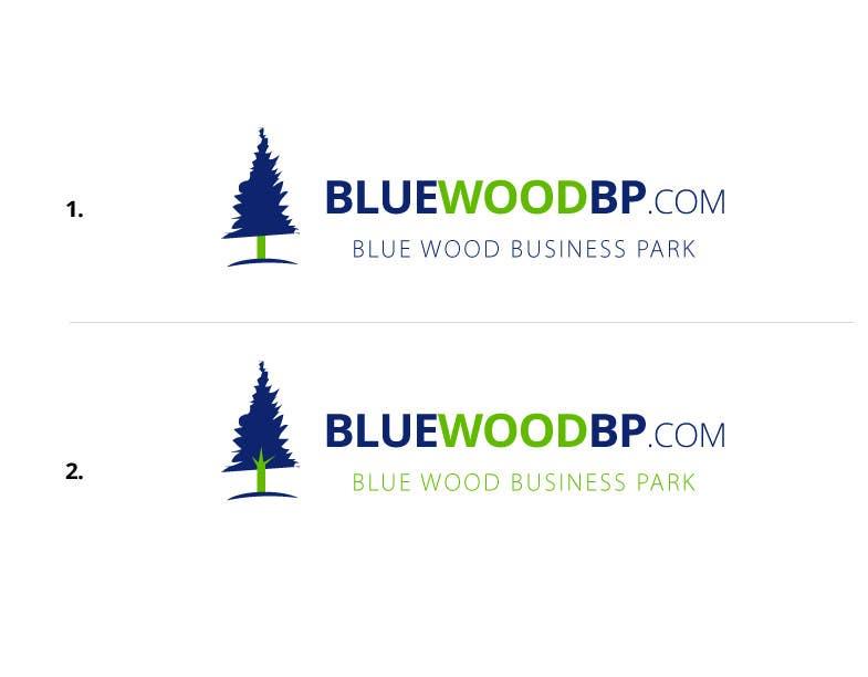 Inscrição nº                                         195                                      do Concurso para                                         Logo For BlueWood BP