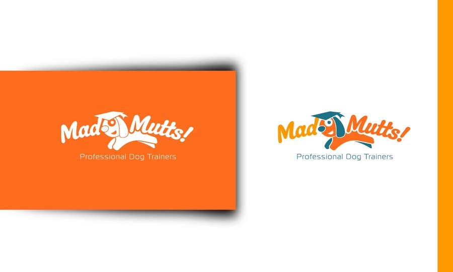 Entry #68 by FlexKreative for Design a Logo for my dog
