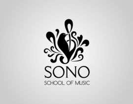 #54 untuk Design a Logo for Sono School Of Music oleh BiancaN