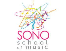 #68 untuk Design a Logo for Sono School Of Music oleh DAMMAgrafico