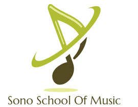#42 untuk Design a Logo for Sono School Of Music oleh abbaspalash