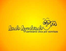 #399 for Logo Design for andoayudando.com (a cause marketing social media platform) by saribriz