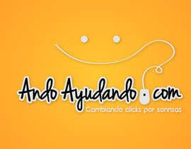#207 for Logo Design for andoayudando.com (a cause marketing social media platform) by darsash