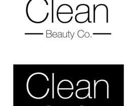 #30 for Clean Beauty Co - New Logo by qasimvid