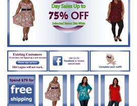 #34 for Design a Banner for front page of website by raindropbp