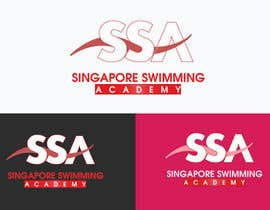 nº 251 pour Design a Logo for Singapore Swimming Academy par zrbappy
