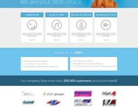 nº 1 pour Design a Website for my company par nandansaha11