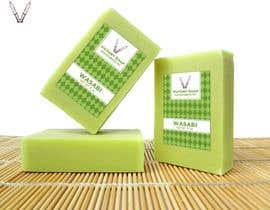 Nro 23 kilpailuun Create Soap Packaging Design käyttäjältä visualartsin