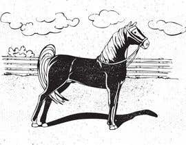 #13 for Hand-drawn sketch of horse in AI format af elenabsl