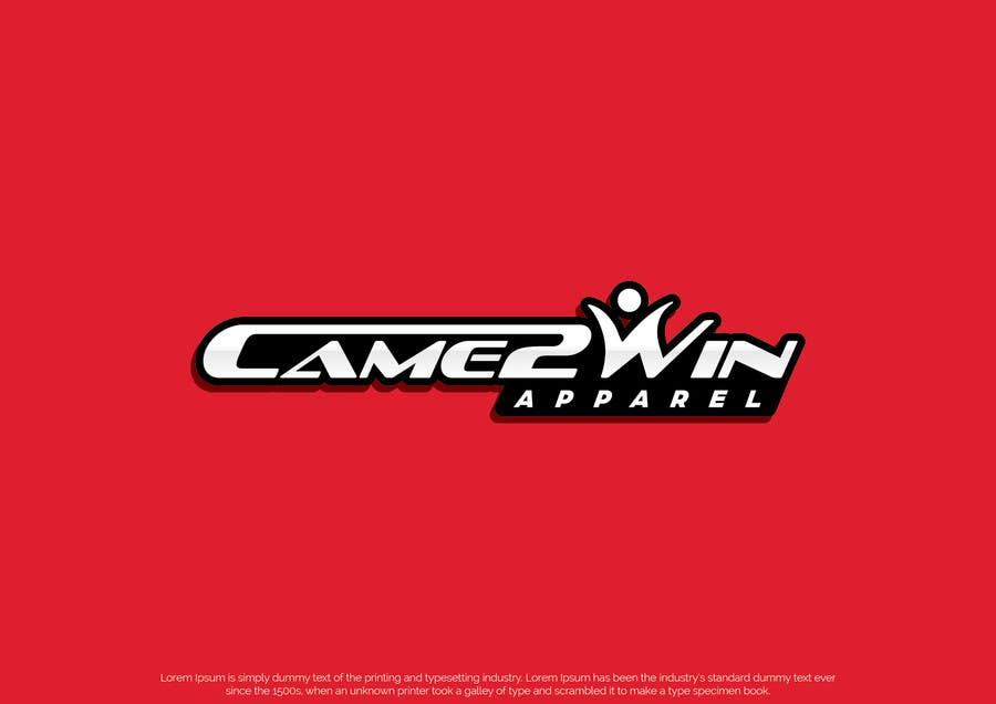 Kilpailutyö #169 kilpailussa Came2Win business logo