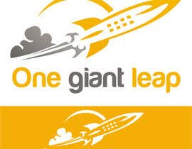 #5 para One giant leap por rivemediadesign