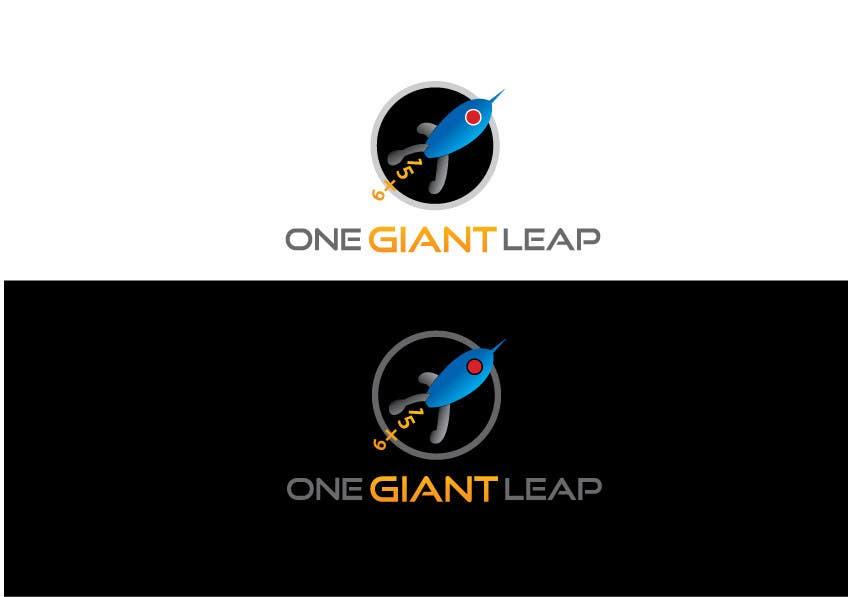 Proposition n°12 du concours One giant leap