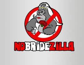 #22 untuk BrideZilla Logo oleh marioseru