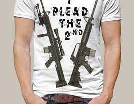 #16 for Design a Gun T-Shirt by luutrongtin89